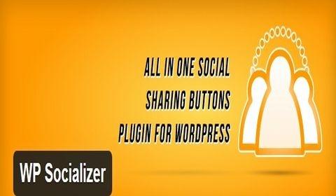 WP Socializer Eklentisi Nedir?  WordPress eklentilerinden biri olan WP Socializer Eklentisi, yazı, sayfa, resim, kısacası websitenizde bulunan tüm içeriklerin sosyal paylaşım sitelerinde paylaşılmasına olanak sağlayan bir eklentidir. WP So