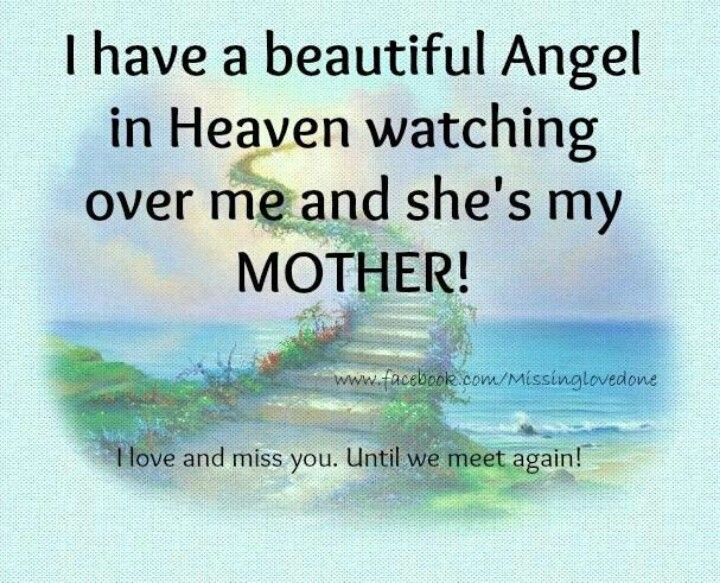 25+ Best Ideas About Mother In Heaven On Pinterest