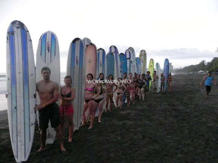 Help at our surf hostel in Jaco beach, Costa Rica. - workaway.info