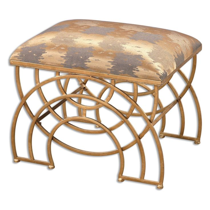 Uttermost Marcedes Small Bench | from hayneedle.com