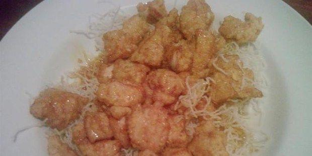 Sticky Chinese Honey Chicken