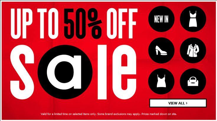 asos sale banner | Design Inspiration | Pinterest | Sale banner ...