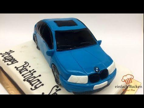 Autokuchen 3D   Autokuchen   mit anleitung und rezept   easyBacken Schweiz – Yo …   – Kuchen und Torten