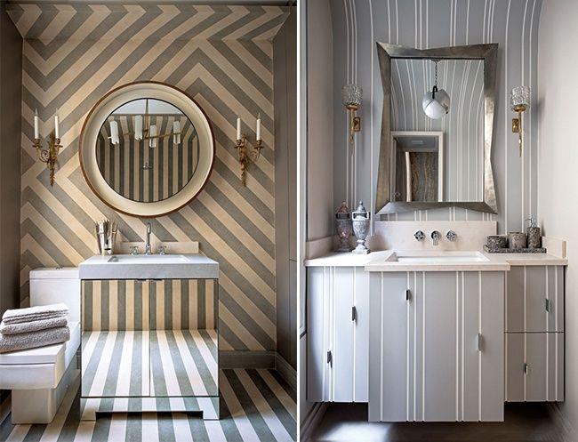 Дизайн маленькой ванной: 10 советов и 38 удачных примеров — Vchater.ru