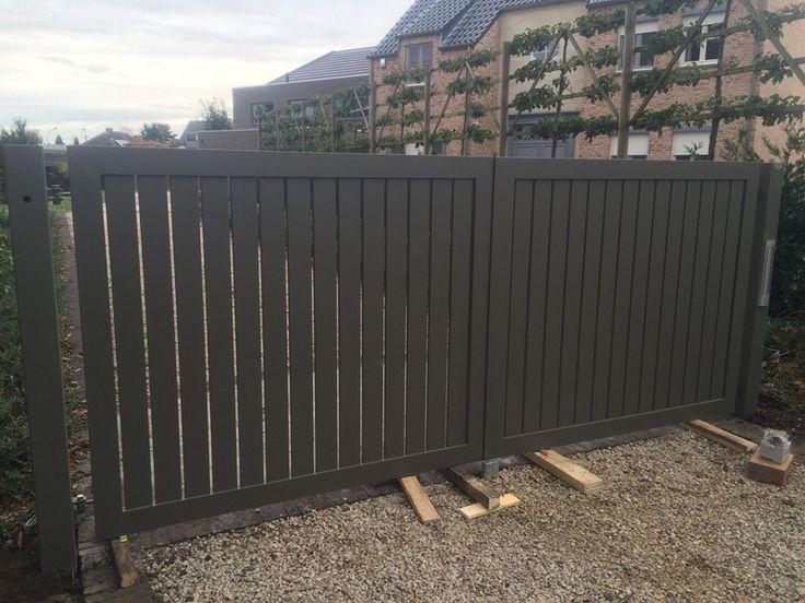 17 beste idee n over tuin poorten op pinterest tuin bogen tuin hekken en opgepoetste tuin - Moderne tuin ingang ...