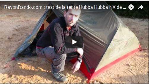 Franck, créateur de RayonRando.com a testé la tente Hubba Hubba NX de MSR. Il l'a testée à Minorque lors d'une randonnée, au printemps.