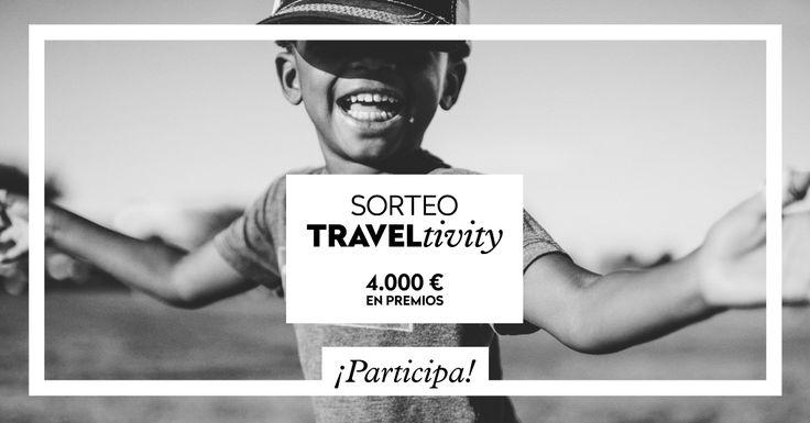 No os perdáis este sorteo de Hello! Creatividad: ¡4.000 € en premios para hacerte el viaje de tu vida!