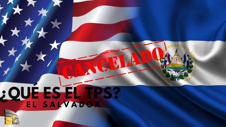 Qué es el TPS, su fin pone en riesgo a 200 mil salvadoreños de EE.UU.