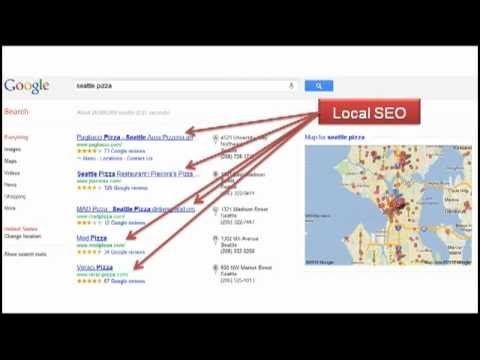 Local SEO Tips - EBriks Infotech