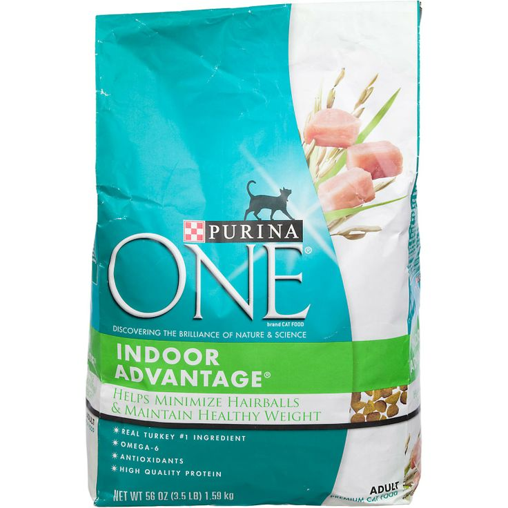 Purina One Indoor Advantage Hairball Healthy Weight Cat Food