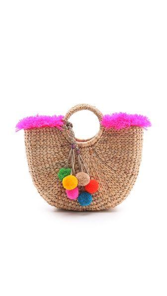Best 25  Beach basket ideas on Pinterest