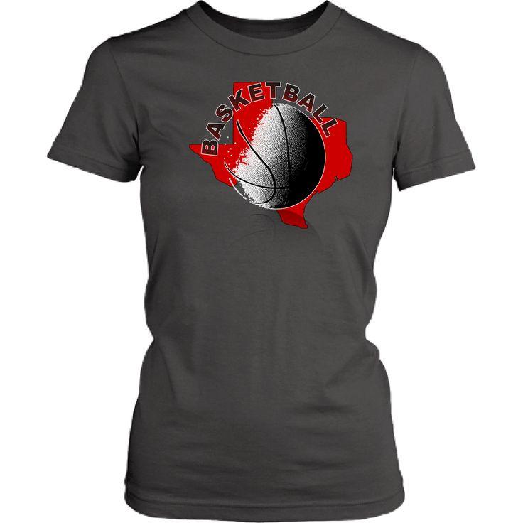 Texas Tech Basketball Junior T-Shirt