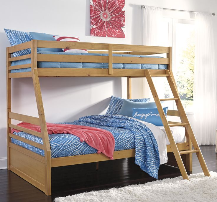 Slatted Twin Bed Rails