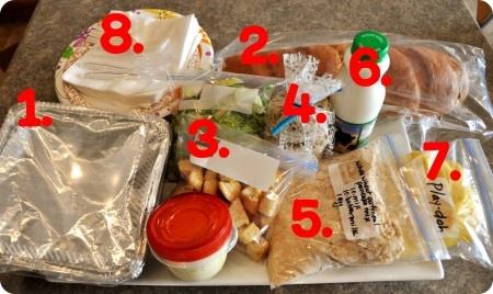 meal train meals freezer mom momma take moms tray frozen