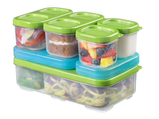 How to Make 21 Day Fix Containers - and keep track of your portions!