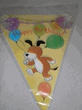 Kipper the Dog Banner Birthday Party supplies new