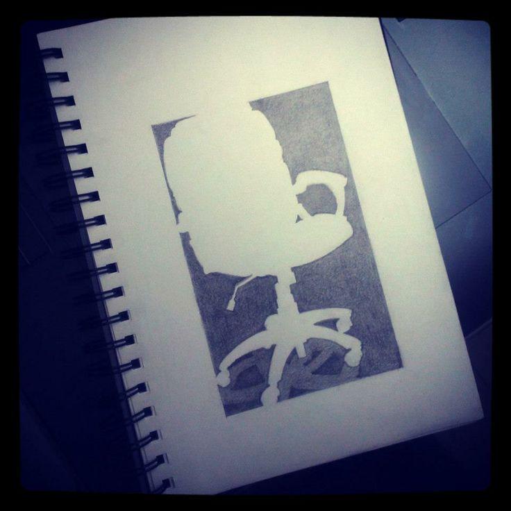 Aprendiendo a dibujar con el lado derecho del cerebro. Betty Edwards #draw #drawing #dibujo #artist #betty #edwards #bettyedwards