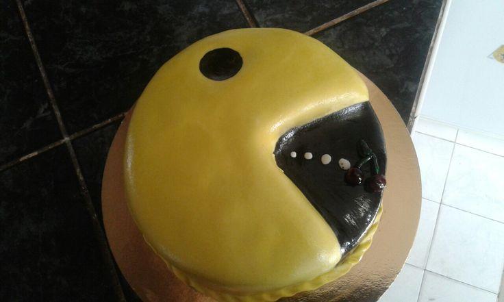 Pacman torta