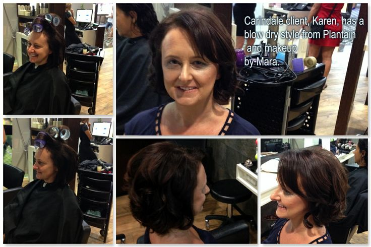 Makeup: Inika Cosmetics Hair by Plantain at our Carindale location