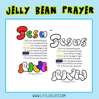 Jelly Beans Make Great Resources When Teaching Children