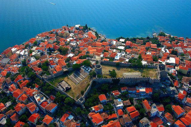 Kavala - Panagia by Visit Greece, via Flickr