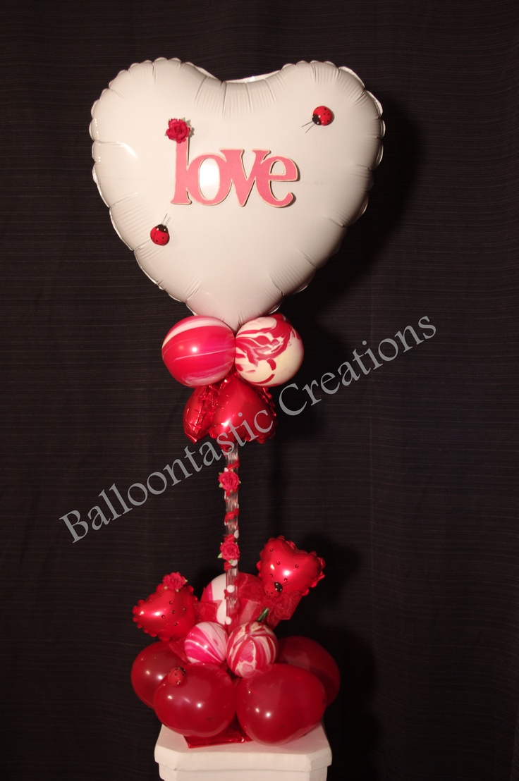 Best images about valentines balloons on pinterest