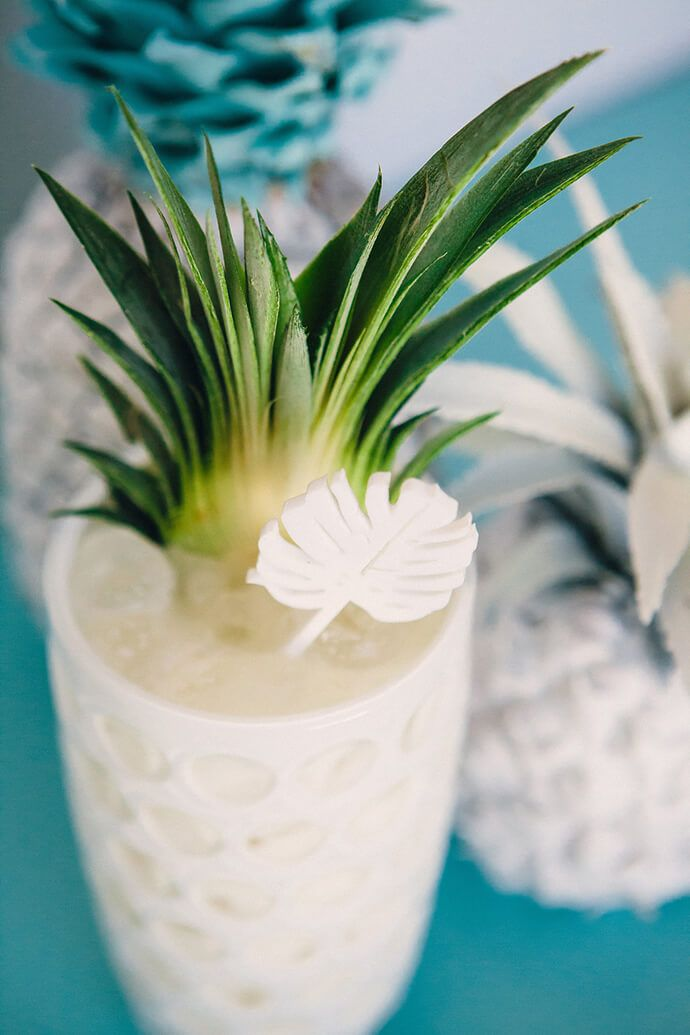 The Islander is the ultimate tropical summer cocktail.