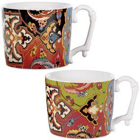 Khurasan Carpet Mugs - Tableware - Home Decor - The Met Store