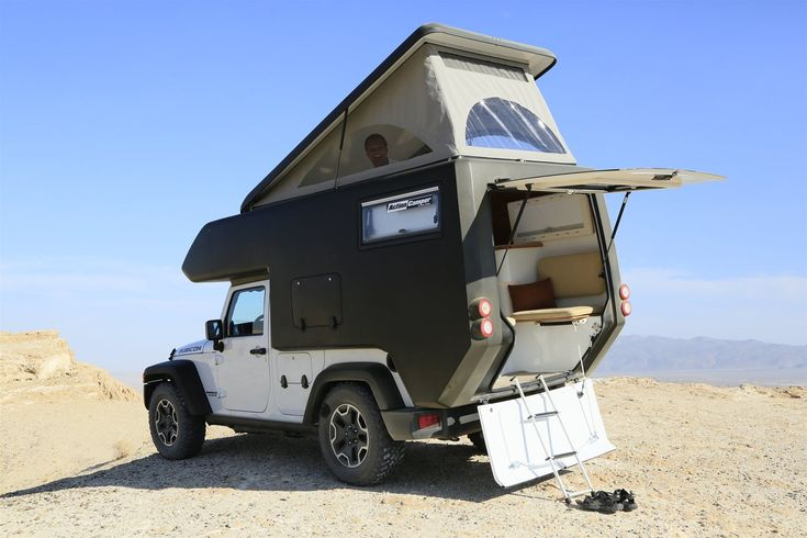 Off-Road RVs for Outdoor Adventure The world is coming to an end.  North Korea, zombies, aliens, sharks, alien sharks; our demise could come at the hand of any of these very soon.  When the end…
