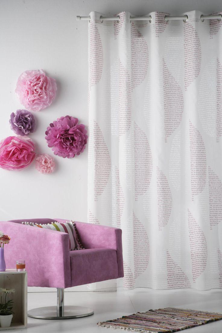 Habitación en tonos rosas, atrévete a coordinar este color, que aporta siempre alegría  a cualquier rincón de tu hogar.