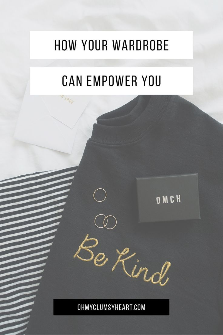 Self-Care and Confidence: How Your Wardrobe Can Empower You.  Feeling empowered is all about confidence and style is a powerful tool to reflect that. Here are some tips that can help boost your confidence, improve your mood, and raise your self-esteem thr