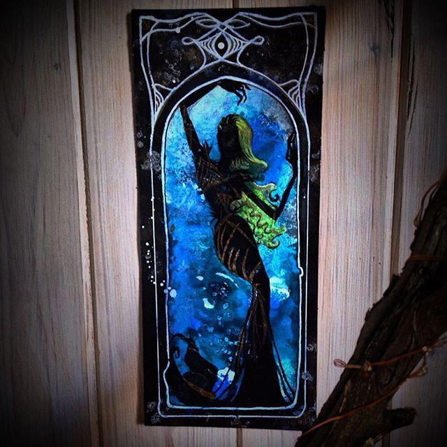 Witche's door