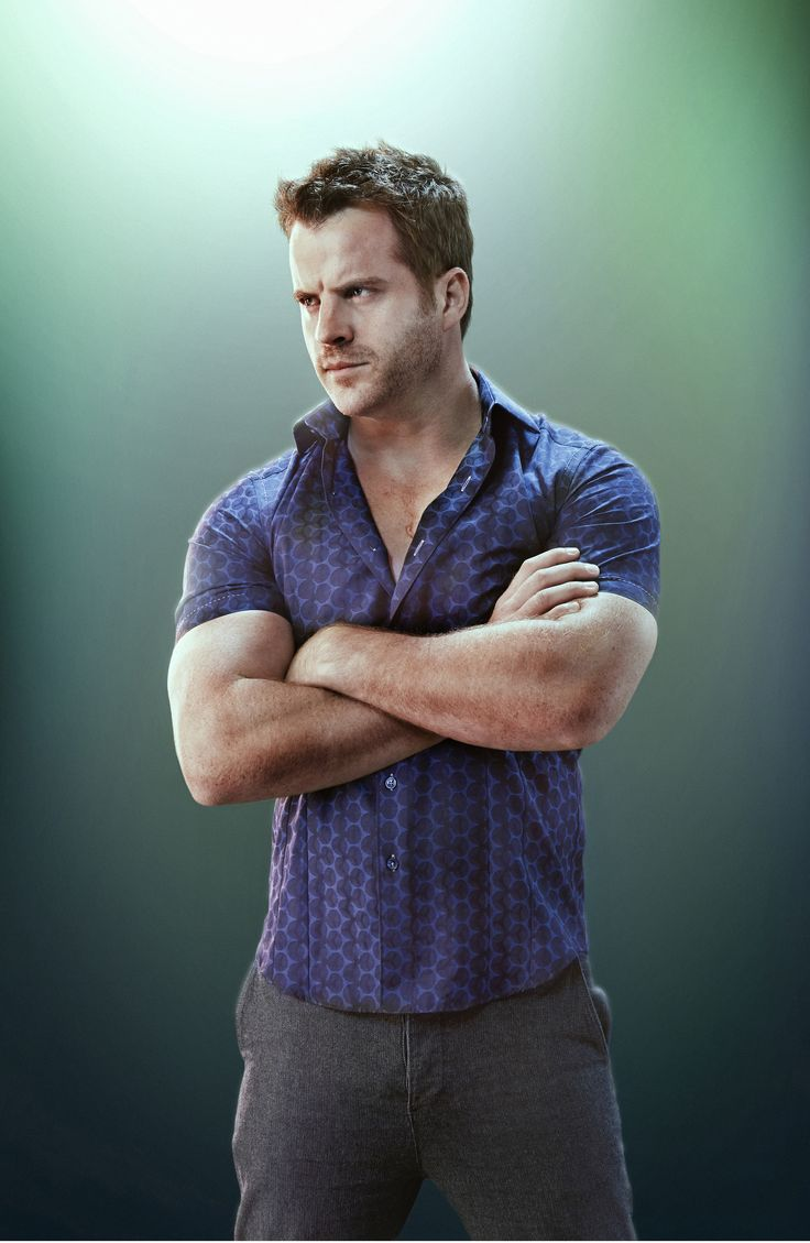 "Second Chance (previously known as ""The Frankenstein Code"" and ""Lookinglass"") - Jimmy Pritchard (Rob Kazinsky)"