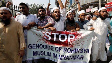 Боевики-рохинджа признались в провоцировании геноцида собственного народа