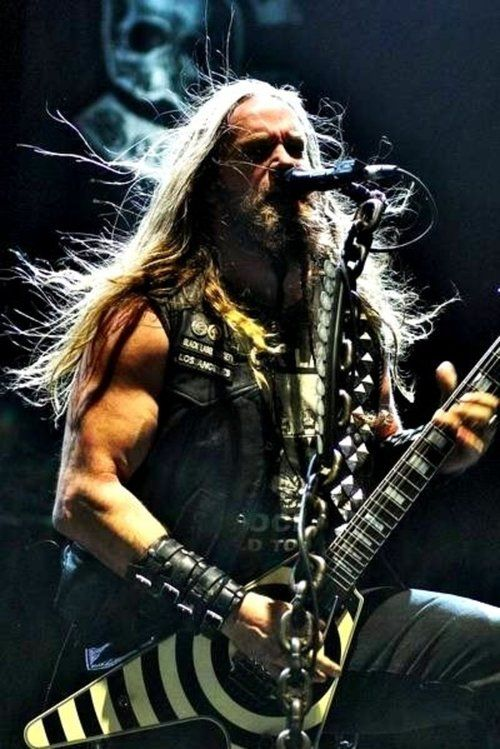 Zakk Wylde-Ozzy and Black Label Society.....................