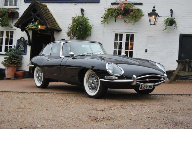 Left-hand drive,c.1964 Jaguar E-Type 3.8-Litre Series 1 Coupé  Chassis no. 889696 Engine no. RA4765-9
