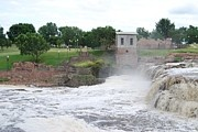 The Falls @ Sioux Falls, SD-- We were married here in 2000