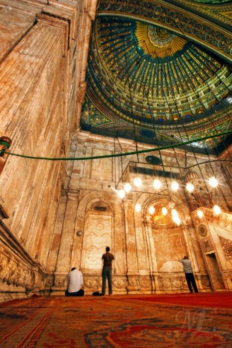 landscapelifescape:    Mohammed Ali Mosque, Cairo, Egypt