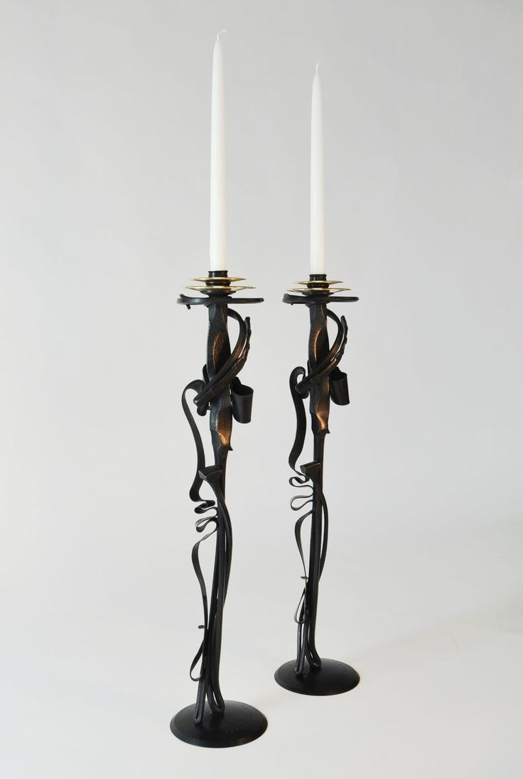 89 best candlesticks images on pinterest wrought iron