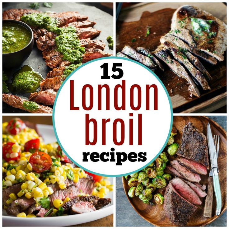 How to cook London broil – 10 great recipes
