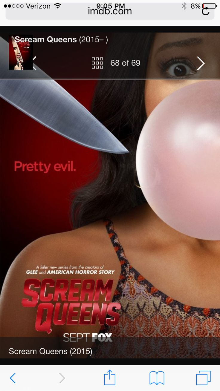 Dying for scream queens getting ready for the big night watch scream queens tonight on fox at 9/8c can't wait for this comment how excited you are