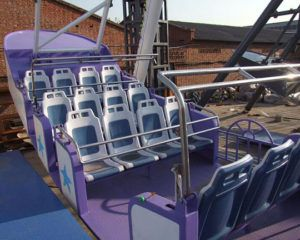 Swing Pirate Ship Park Ride for sale - Beston Carnival Rides