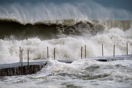 The wave Photo by Andrea Gattini -- National Geographic Your Shot