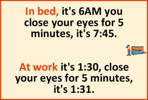 Funny Memes About Work Meetings : Funny memes in bed vs at work prayers for