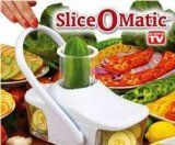 AS SEEN ON TV 5195-6 SLICE O MATIC  List Price: $9.00 Discount: $0.00 Sale Price: $9.00