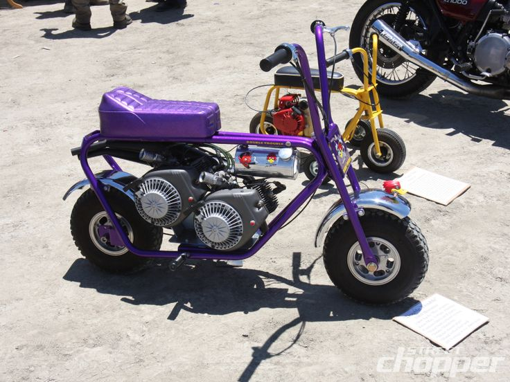 160 Best Mini Bikes Images On Pinterest Minibike Mopeds And