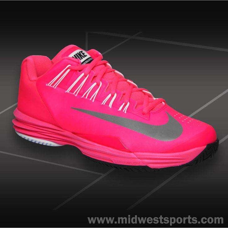 Nike Lunar Ballistec Tennis Shoe Womens Pink Flash 631648 601