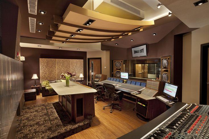 Best Recording Studio Designs   Google Search
