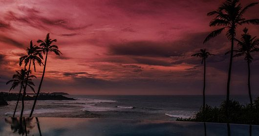 Cape Weligama has earned recognition globally as the best among Sri Lanka Beach Resorts, the crown jewel of this fabled island's palm-fringed shores.