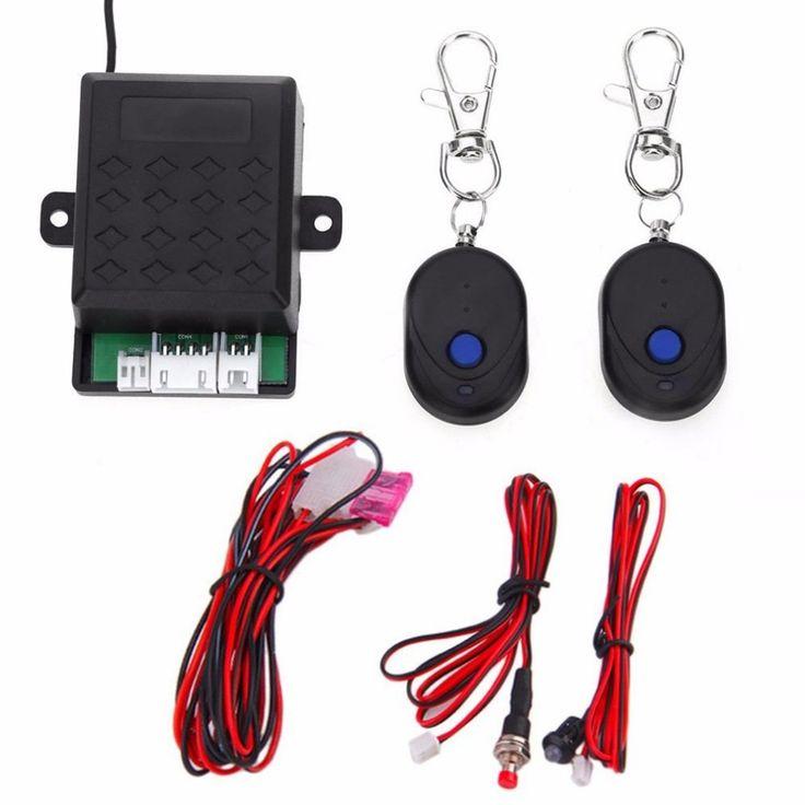 Car Engine Immobilizer Anti-robbery Device Intelligent
